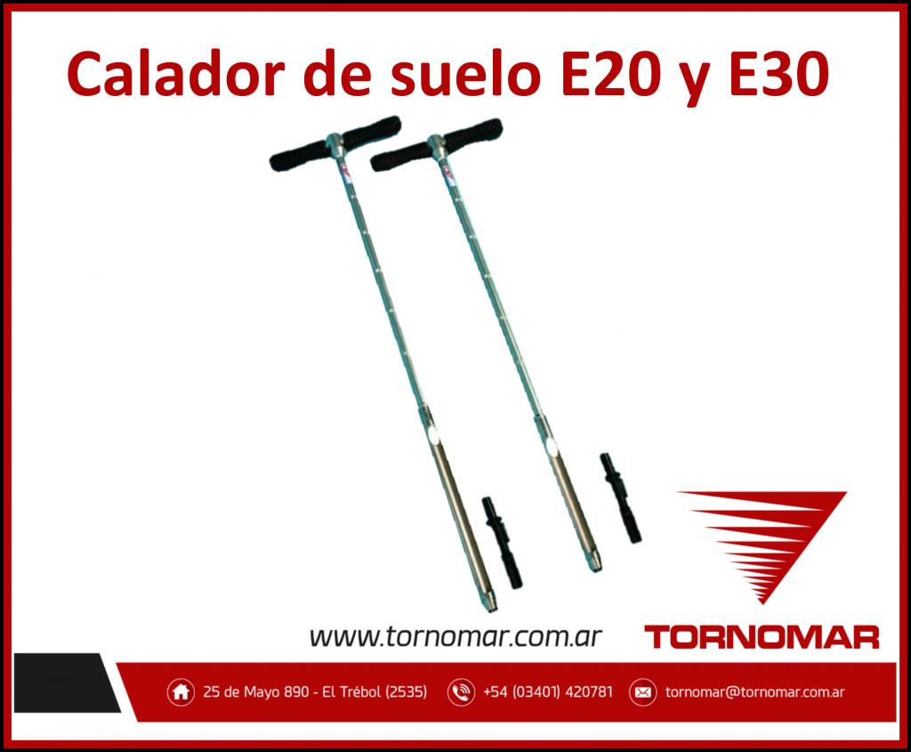 Calador de suelo (E20-E30)