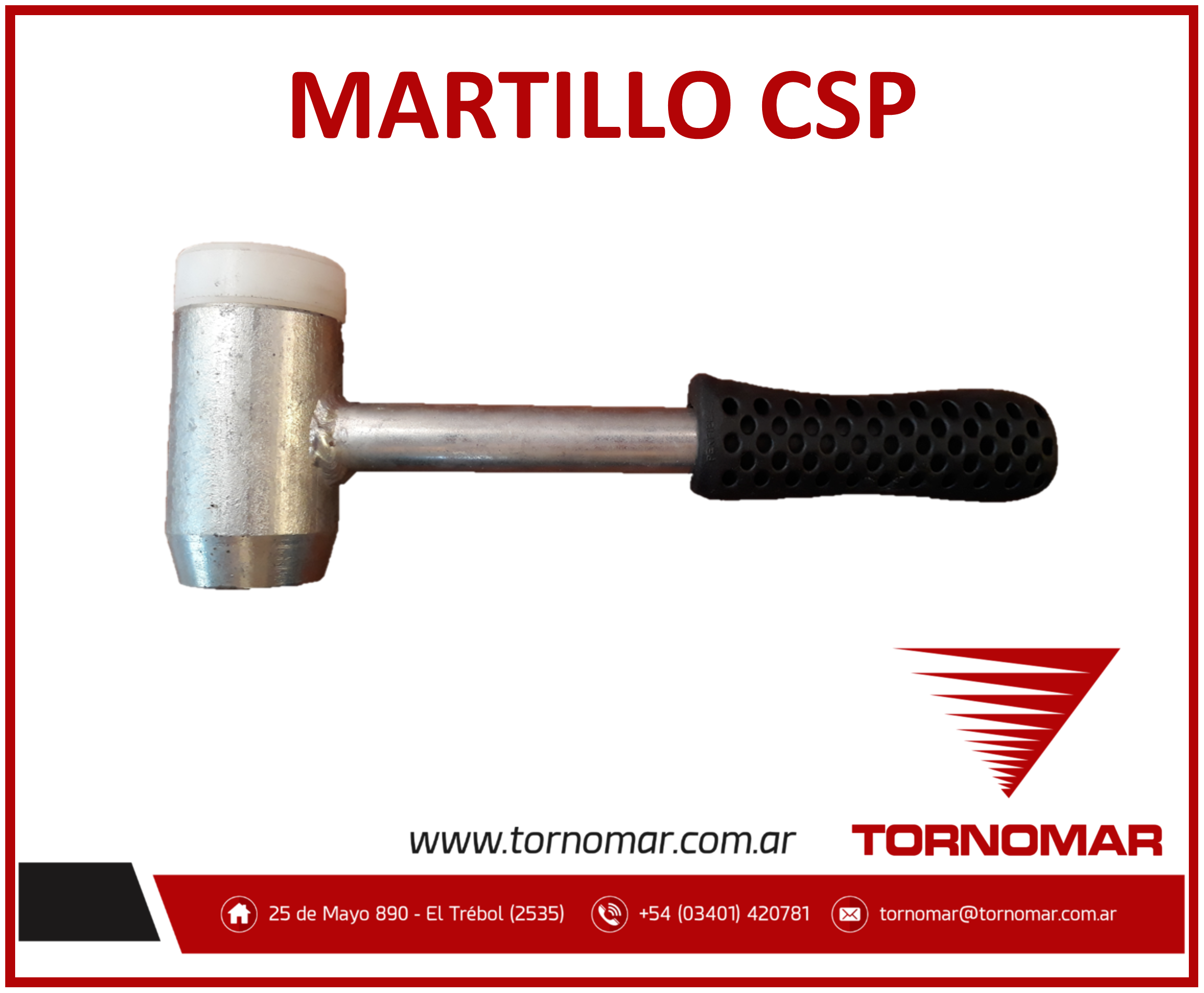 Martillo CSP para Caladores