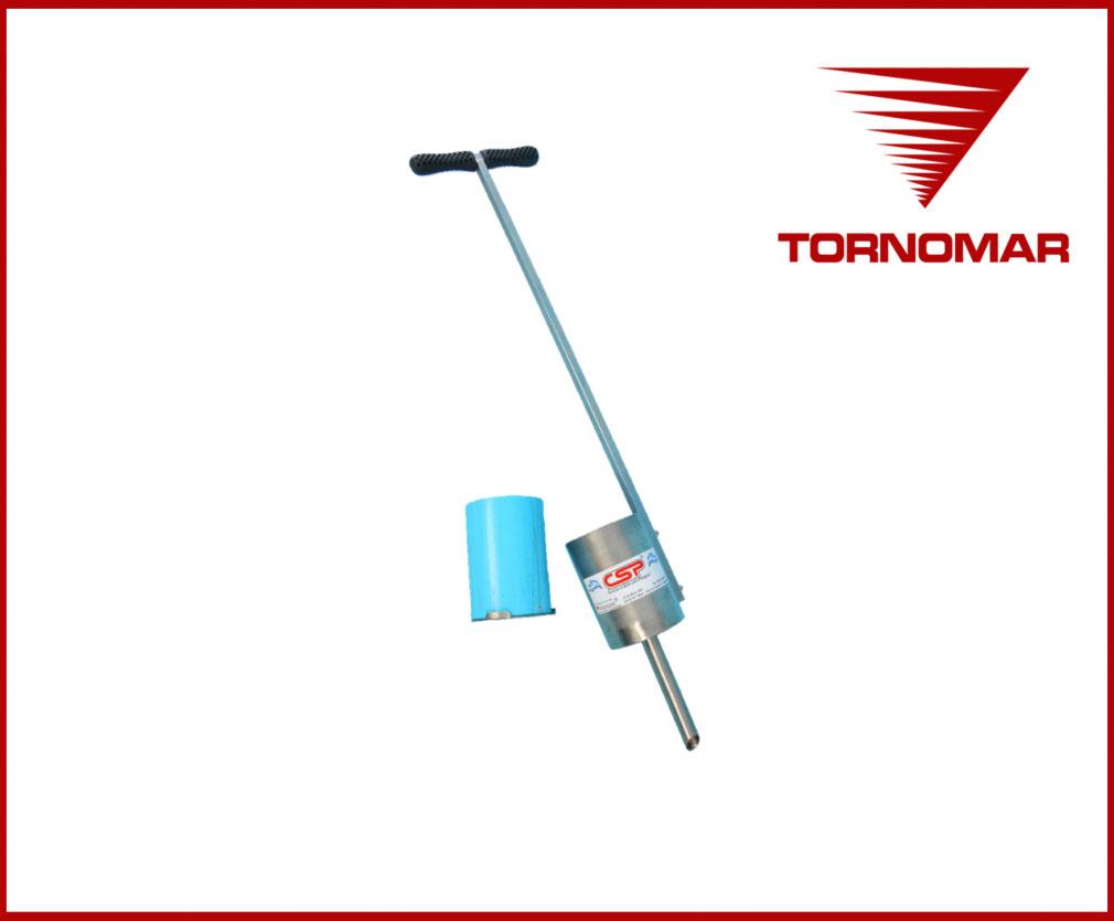 Calador  de Suelos con tachito (T20)